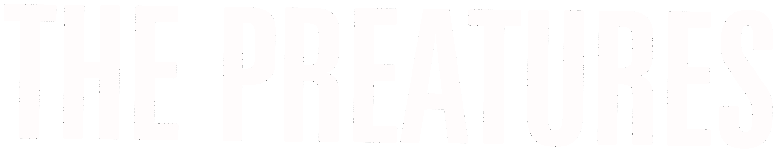 the_preatures_logo_skewed_-_white_master-rev-1